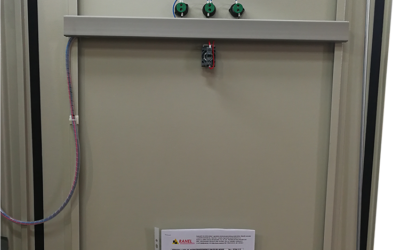 Izrada i opremanje elektro razvodnog ormara RO-RASH/G za Ericsson Nikola Tesla d.d.