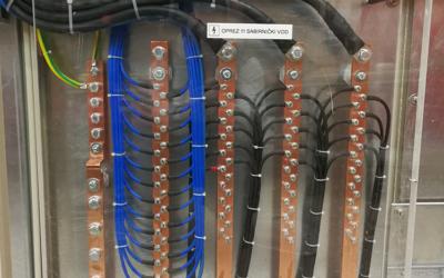 Izrada i opremanje elektro razvodnog ormara za stambenu zgradu GRMO 2 (27 brojila)