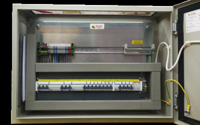 Izrada i opremanje elektro razvodnog ormara za stambenu zgradu RG1