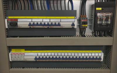 Izrada i opremanje elektro razvodnog ormara za stambenu zgradu RZP1