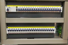 Izrada i opremanje podžbuknog elektro razvodnog ormara RO