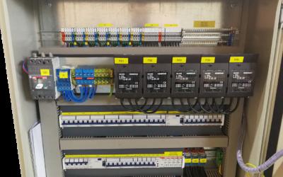 Izrada i opremanje elektro razvodnog ormara za Tvornicu Pogrebne Opreme Dropkovec