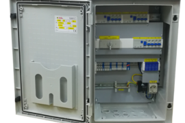 Shemiranje razvodnih ormara EPM3 za TELE2