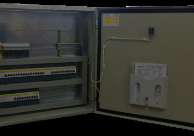Izrada i opremanje elektro razvodnog ormara RO za Trgovački centar Lumini d.o.o.