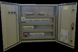 Izrada i opremanje elektro razvodnog ormara R-1 za Osnovnu školu Hreljin