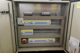 Izrada i opremanje elektro razvodnog ormara R-PRIZ za Osnovnu školu Hreljin