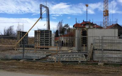 Izgradnja elektroinstalacija na objektu Centar za socijalnu skrb Novi Marof