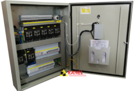 Izrada i opremanje elektro razvodnog ormara za Međimurje PMP