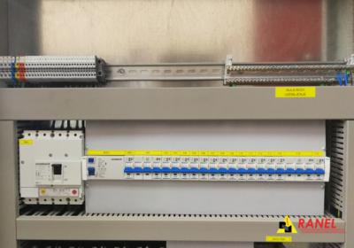 Izrada i opremanje elektro razvodnog ormara R-STR1 za osnovnu školu Hreljin