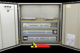 Izrada i opremanje elektro razvodnog ormara R-SUT za osnovnu školu Hreljin