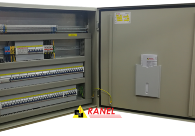 Izrada i opremanje elektro razvodnog ormara za LEXI Klenovnik