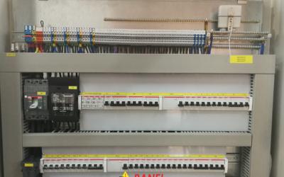 Izrada i opremanje elektro razvodnog ormara GR za turističko ugostiteljsku građevinu MI2