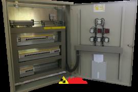 Izrada i opremanje elektro razvodnog ormara RP za turističko ugostiteljsku građevinu MI2